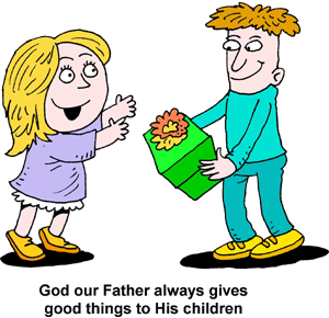 giving-clipart-giving-a-present