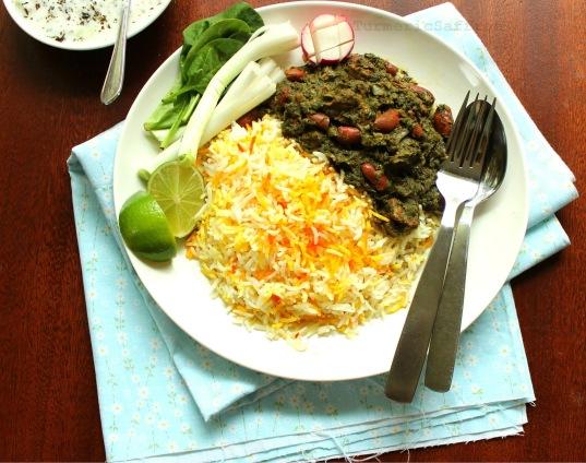 ghormehsabzi-turmericandsaffron